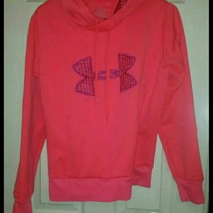 Woman's under armour hoodie